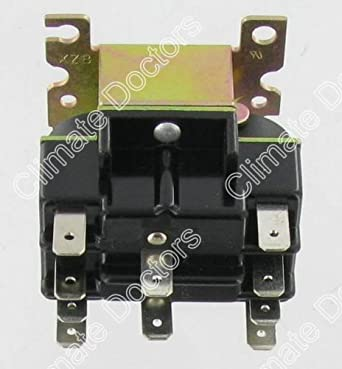 packard pr341 dpdt 110/120 volt coil switching relay by packard:  amazon com: industrial & scientific