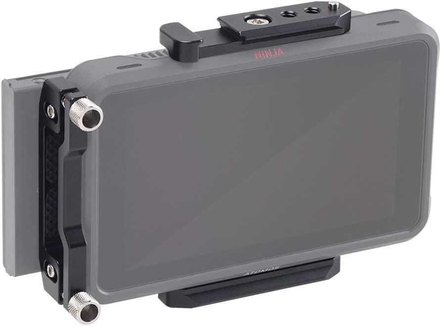 "Nitze Mounting Plates Kit for Ninja V 5"" Monitor - Ninja V-MPKIT"