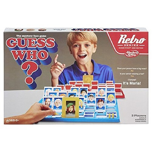 guess who game - 5