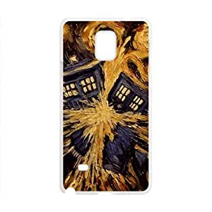 Doctor Who special box Cell Phone Case for Samsung Galaxy Note4 WANGJING JINDA