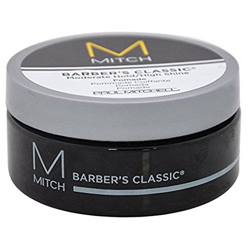 Paul-Mitchell-by-Paul-Mitchell-Mitch-Barbers-Classic-Moderate-HoldHigh-Shine-Pomade-for-Men-3-Ounce