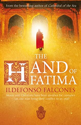 book cover of The Hand of Fatima