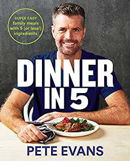 Book Cover: Dinner in 5: Super Easy Family Meals With 5