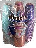 Vibrants Multi Color Party Cups;134 cups;16 Fl. Oz.;Two different Multi color Packs;Color Up Your next Event!