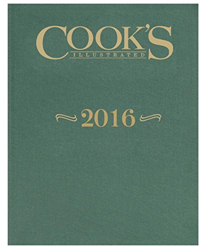 Complete Cooks Illustrated Magazine 2016 product image