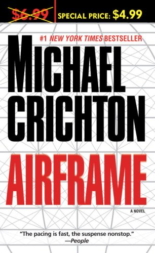 Download Airframe: A Novel ebook