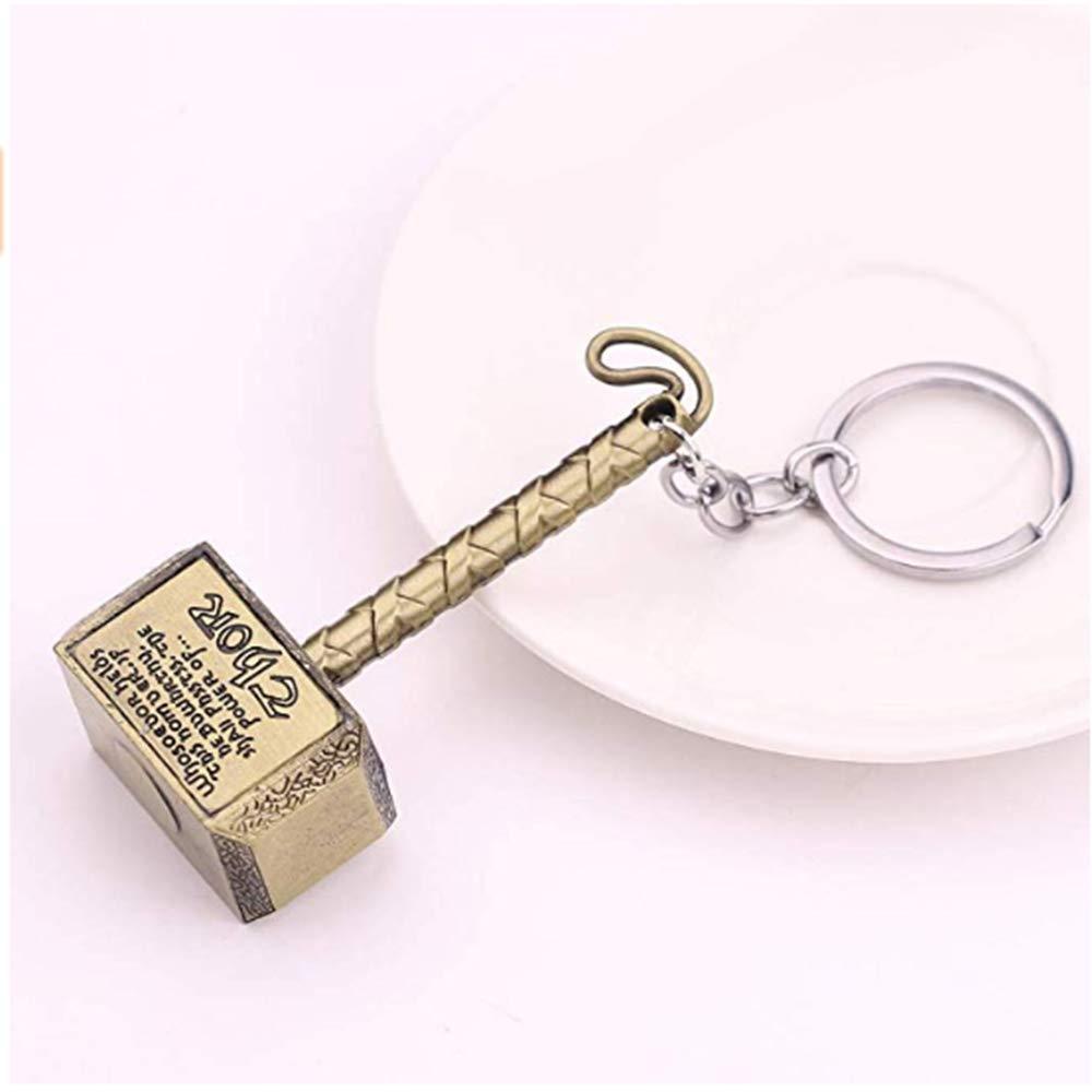 Amazon.com: VNFLY Mjolnir Keychain Bottle Opener, Thor ...