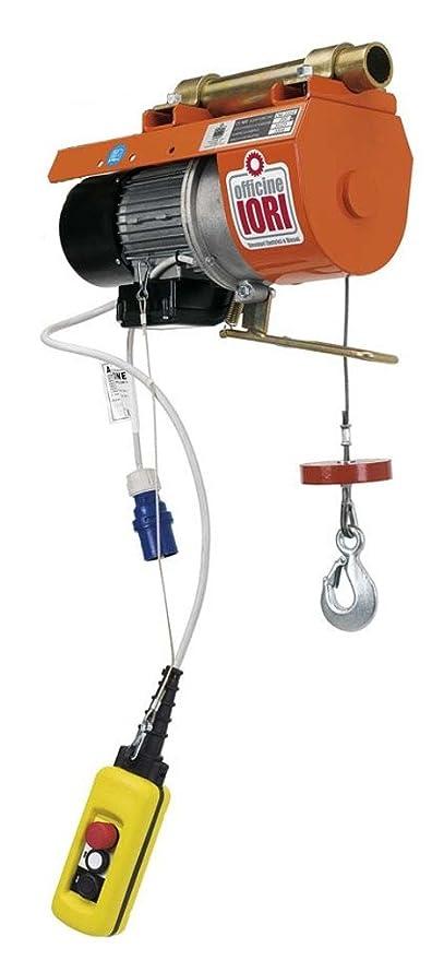 Officine Iori Dm150 Elevatore Elettrico 650 W 230 V Arancione