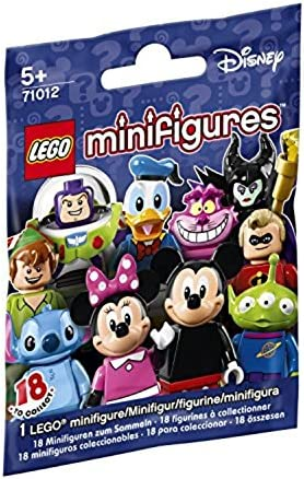 LEGO DISNEY SERIES 1 SEALED Complete SET 18 Packs 71012 COLLECTIBLE MINIFIGURES