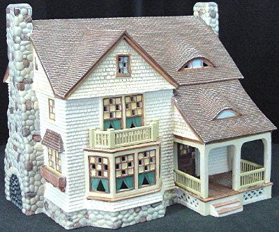 Department 56 - Inglenook Cottage #5, First Edition