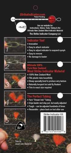New Zealand Strike Indicator Wool