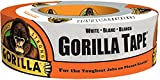 "Gorilla Duct Tape, 1.88"" x 30 yd., White"