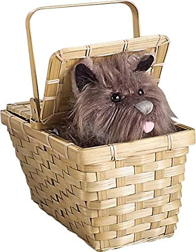 Dorothy Halloween Costume For Dogs (Wizard of oz Dorothy's Toto In A)