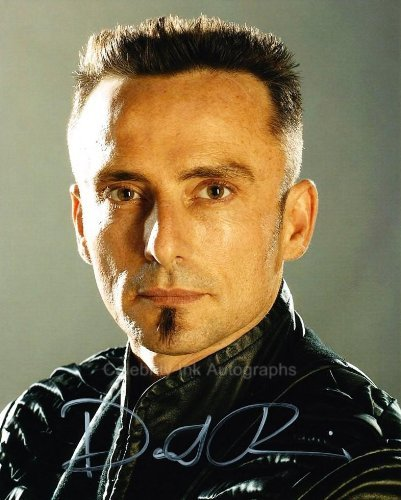 DAVID FRANKLIN as Meeklo Braca - Farscape Genuine Autograph from Celebrity Ink