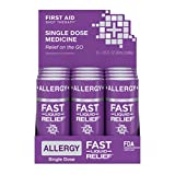 Doctor-Created Allergy Relief Specifically Designed to Treat Sneezing, Sore Throat, Runny Nose and Itchy, Watery Eyes