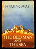 HB/DJ The Old Man And The Sea 1952 First Edition Later State