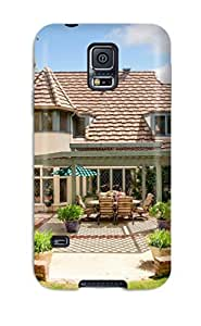 Hot For Galaxy Case, High Quality Mansion For Galaxy note4 Cover Cases