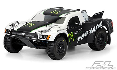 Proline Racing 3355-00 Flo-Tek Clear Body