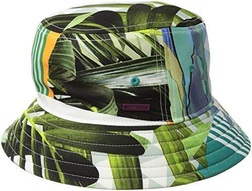 prAna Sea Shells Bucket, Bluegrass Paradise, One - Patagonia Hat Bucket