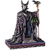 #6: Enesco Disney Traditions by Jim Shore Maleficent with Dragon Figurine