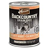 Merrick Backcountry Wet Dog Food, 12.7 Oz, 12 Coun...