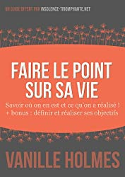 Faire le point sur sa vie (Guide)