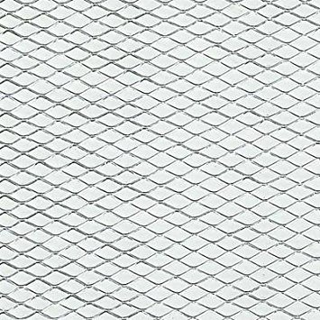 - Amaco WireForm Metal Mesh woven sparkle mesh - 1/8 in. pattern aluminum 10 ft. roll
