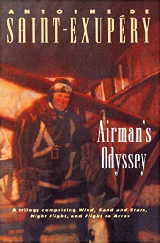airman s odyssey saint exupry antoine de
