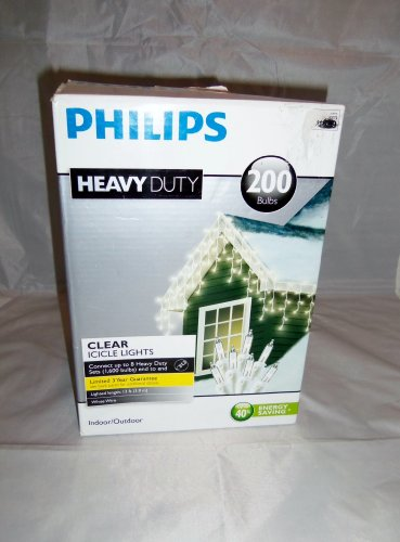 Led Icicle Lights Philips in US - 7