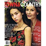 TOWN & COUNTRY September 2018 小さい表紙画像