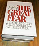 The Great Fear, David Caute, 0671226827