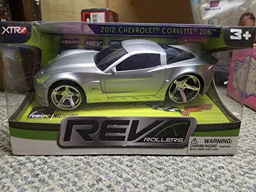 XTR Toys rev Rollers 2012 Chevrolet Corvette ()