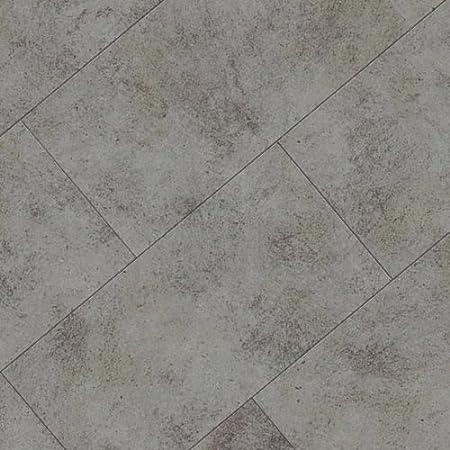 FTW Click 100% Waterproof Vinyl Tiles Grey Jura Stone Tile