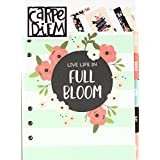 Carpe Diem Fun Design A5 Monthly Bloom Planner Inserts