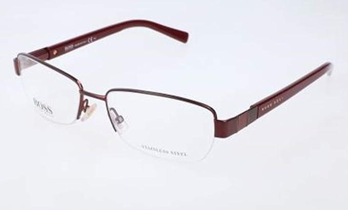 Hugo Boss Hugo Orange Brille Monturas de Gafas, Plateado ...