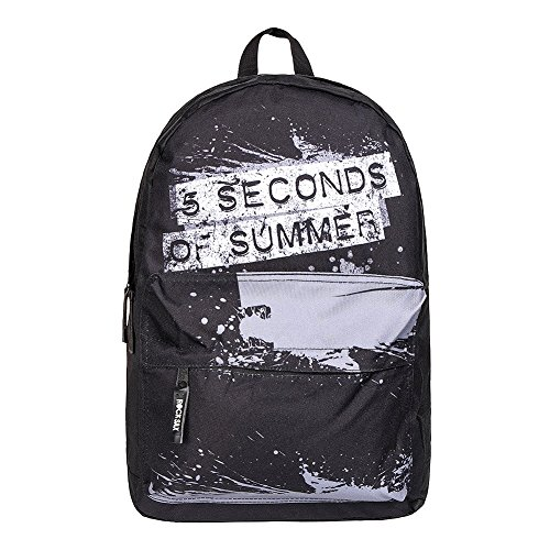 Summer Unisex RockSax of Backpack Logo 5 adults Splatter Seconds YqXrUXx