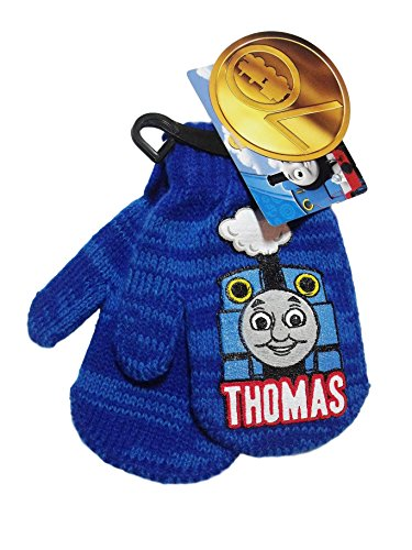Thomas the Tank Engine Knit Boys Winter Mittens ()