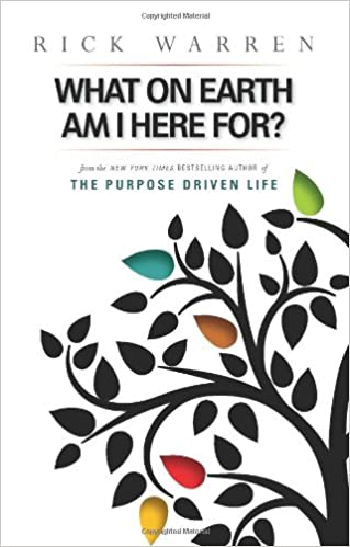 What on Earth Am I Here For? Purpose Driven Life(Booklet): Rick ...