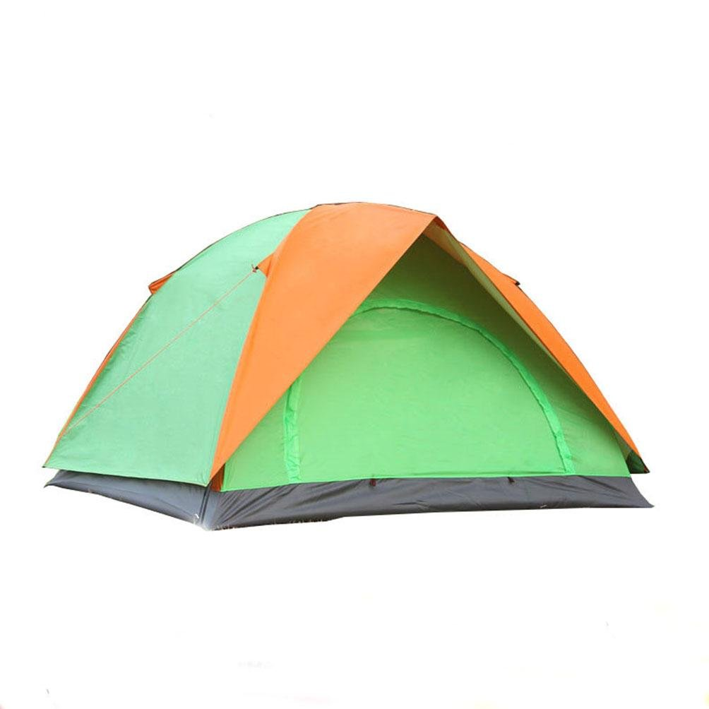 Outdoor ZP Doppel-Wasserdicht Schatten Bereich Camping-Zelte