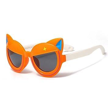 YSA Gafas de Sol para niños Gafas de Sol polarizadas para ...