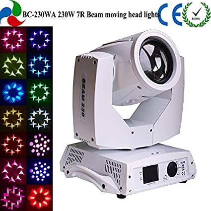 230w 7r Disco Dj Sharpy Beam Moving Head Stage Light