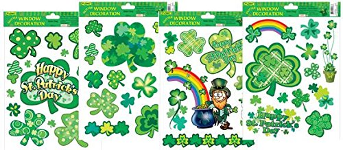 St. Patrick's Day Case Pack 72 New by Flomo