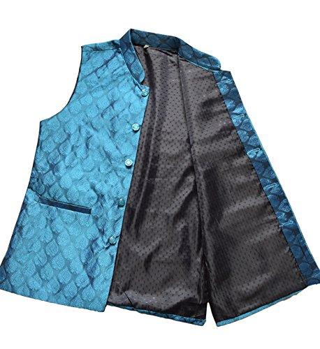 Guggi Hommes Ja1081 Vest Guggi Vest blue 8xXv8rqB