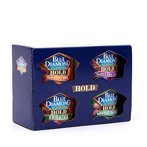 Blue Diamond BOLD 4 Can Variety Gift Pack (bold) ()
