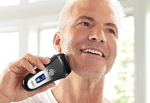 Sharper Image World's Fastest Cordless Foil Shaver and Trimmer