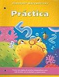 Harcourt Matematicas, Harcourt School Publishers Staff, 0153216301