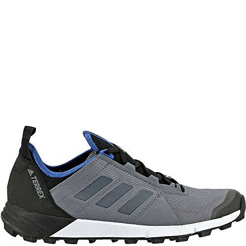 Adidas Sport Performance Men's Terrex Agravic Speed Athletic Sneakers, Grey Textile, Rubber, 9.5 M (Adidas Sport Race)