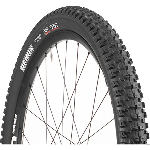 Maxxis Rekon EXO/TR Tire - 27.5 x 2.6 Dual Compound/EXO/TR, 27.5x2.6 (Best Mtb Tires For Rocky Terrain)