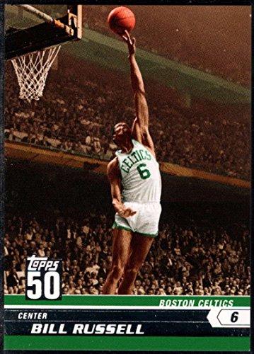 Basketball NBA 2007-08 Topps 50th Anniversary #12 Bill Russell ()