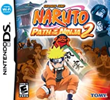 Naruto: Path of the Ninja 2 - Nintendo DS: Artist ... - Amazon.com